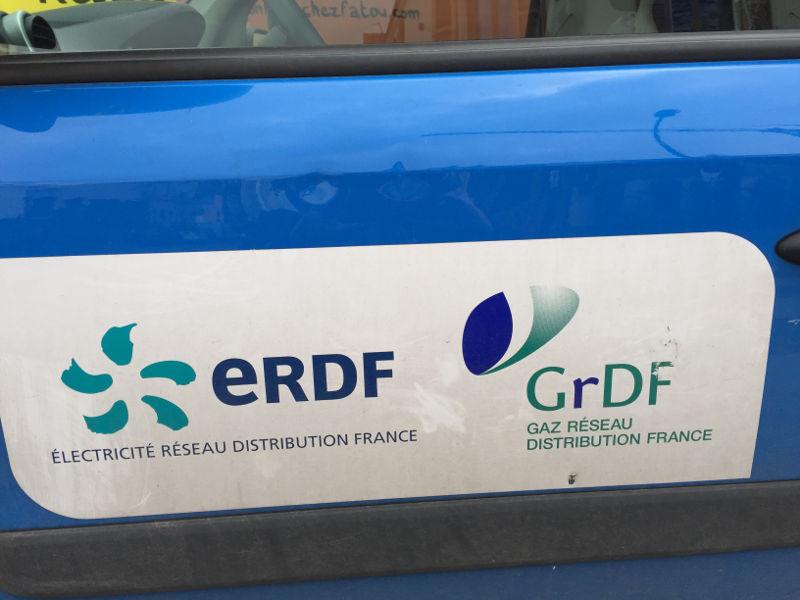 Logo ERDF GrDF